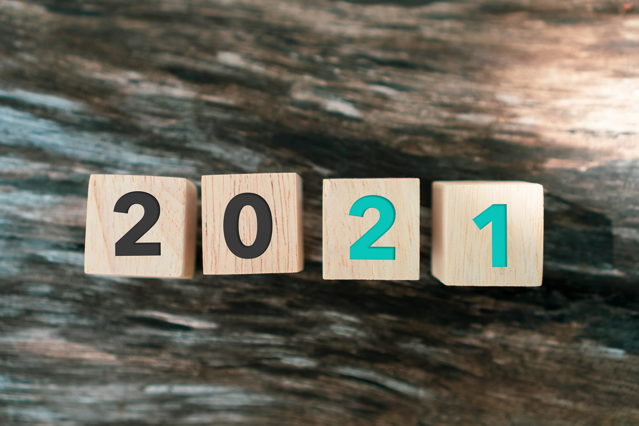 2021 New Years' Business Resolutions